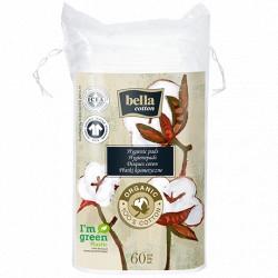 Bella Cotton BIO Organiczne płatki kosmetyczne 60 szt.