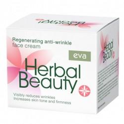 Eva Herbal Beauty Krem do twarzy regenerujący przeciwzmarszczkowy 50 ml