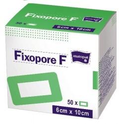 Fixopore F opatrunek samoprzylepny z wkładem chłonnym, foliowy
