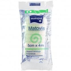 Matovis  bandaż nieelastyczny, podtrzymujący, jednorazowy (poliestrowy)