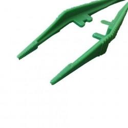 Matoset Instrument Pęseta plastikowa jałowa, 13cm 20 szt.