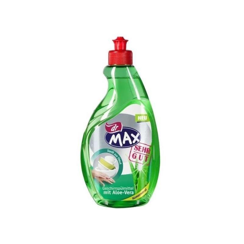 Dr Max płyn do naczyń aloesowy New 500 ml